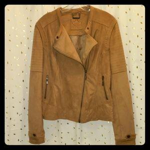 NWOT💐 ODYN Medium PeaCoat zip up jacket